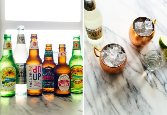 Best ginger beer to buy for Moscow mule cocktails