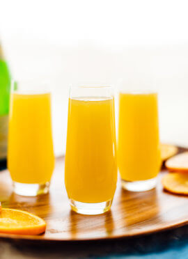 best orange mimosa recipe