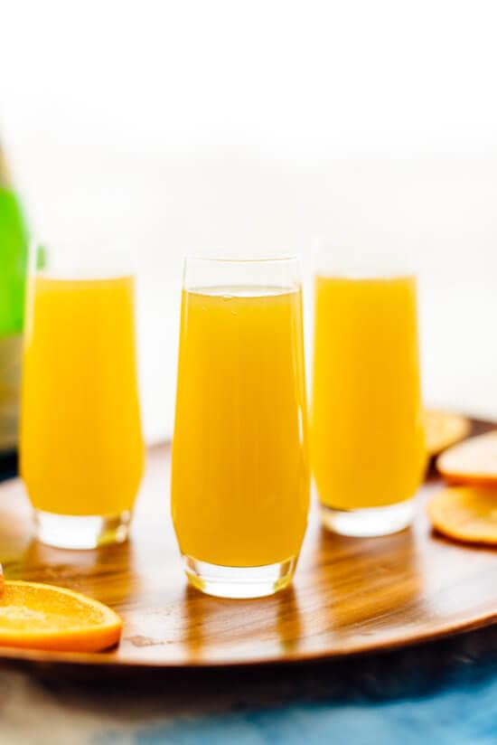 best orange mimosa recipe