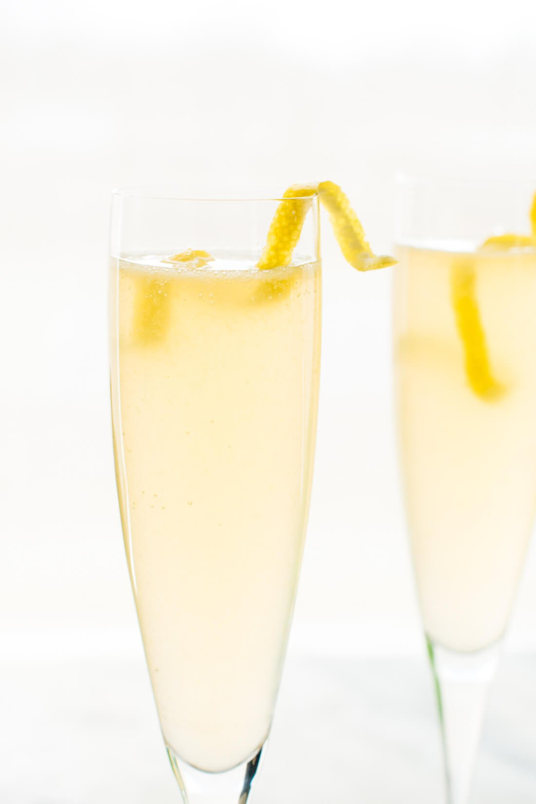 classic french 75 recipe