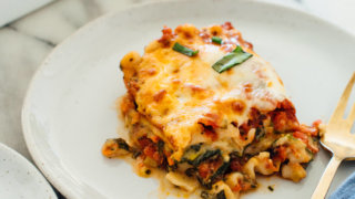 Best Vegetable Lasagna Recipe Cookie And Kate