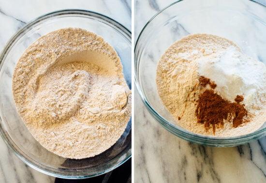 whole wheat pancake mix ingredients