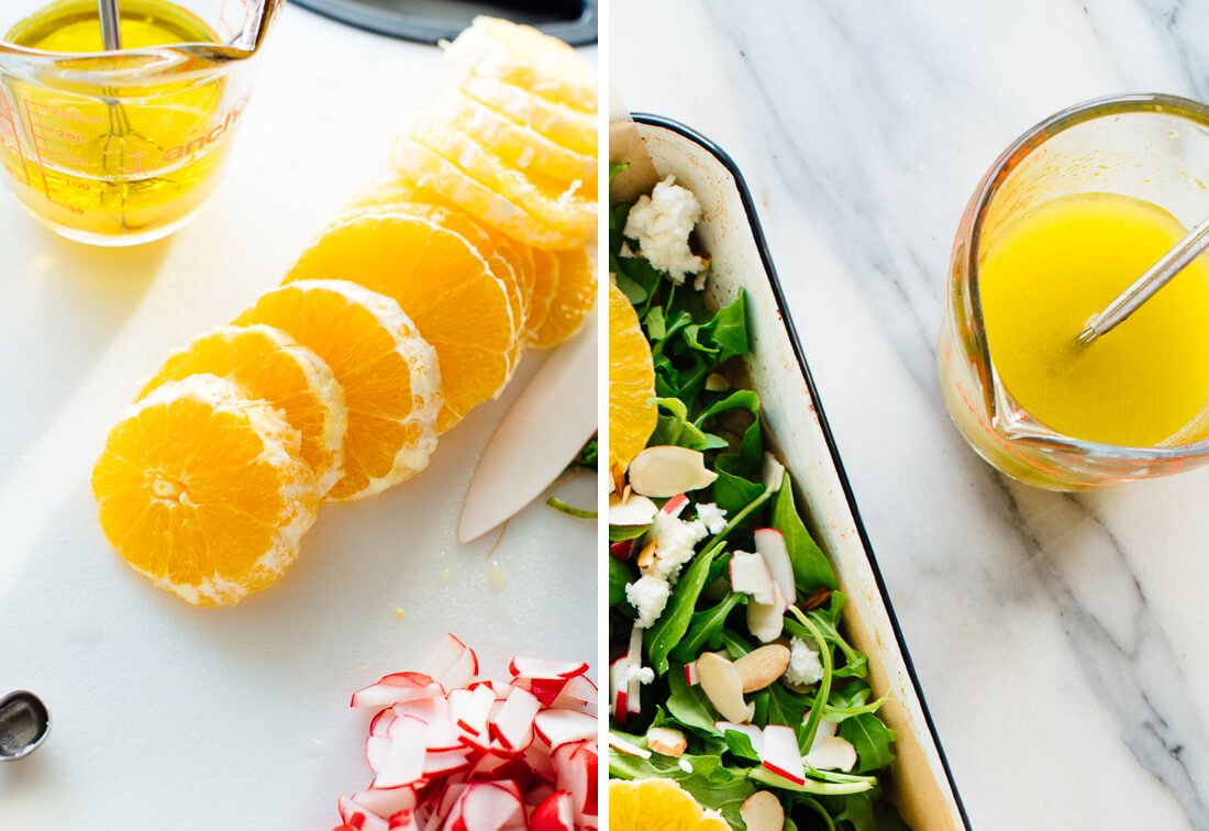 citrus salad dressing