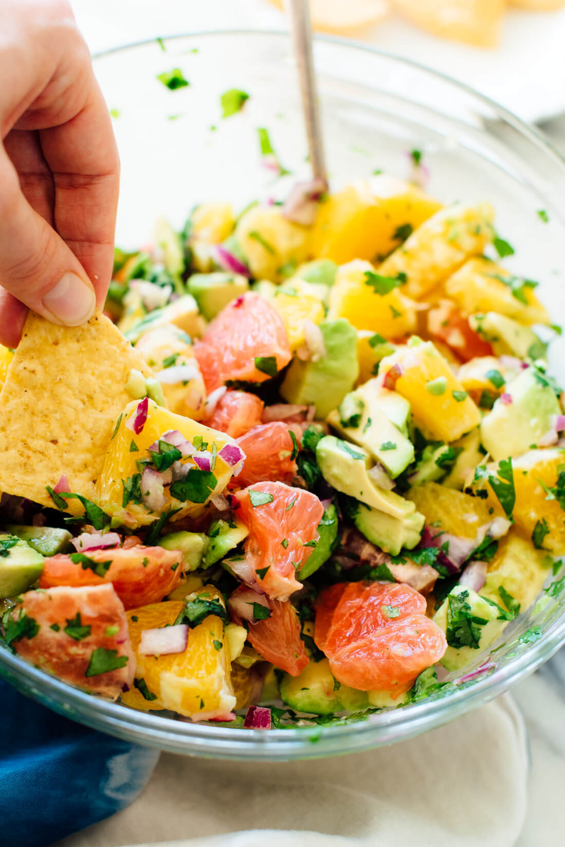 vegan citrus ceviche recipe