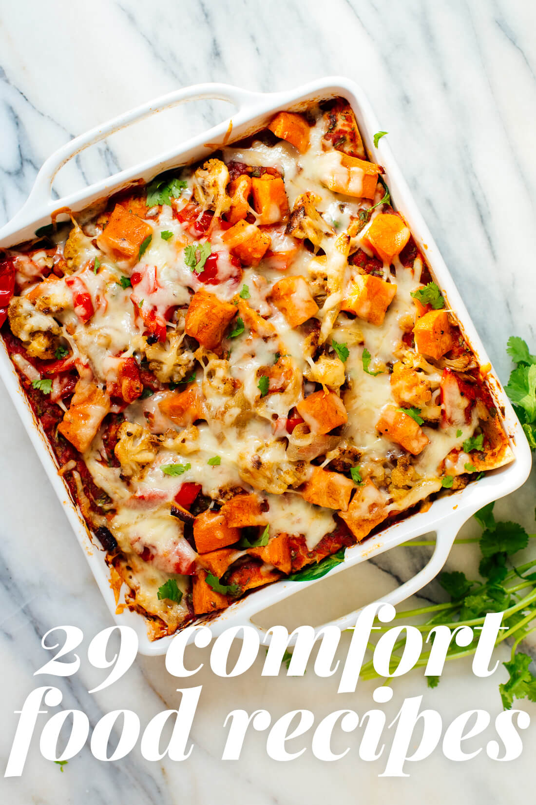 29 Healthy Comfort Food Recipes