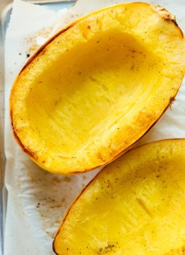 How to Cook Spaghetti Squash (The Best Way!)