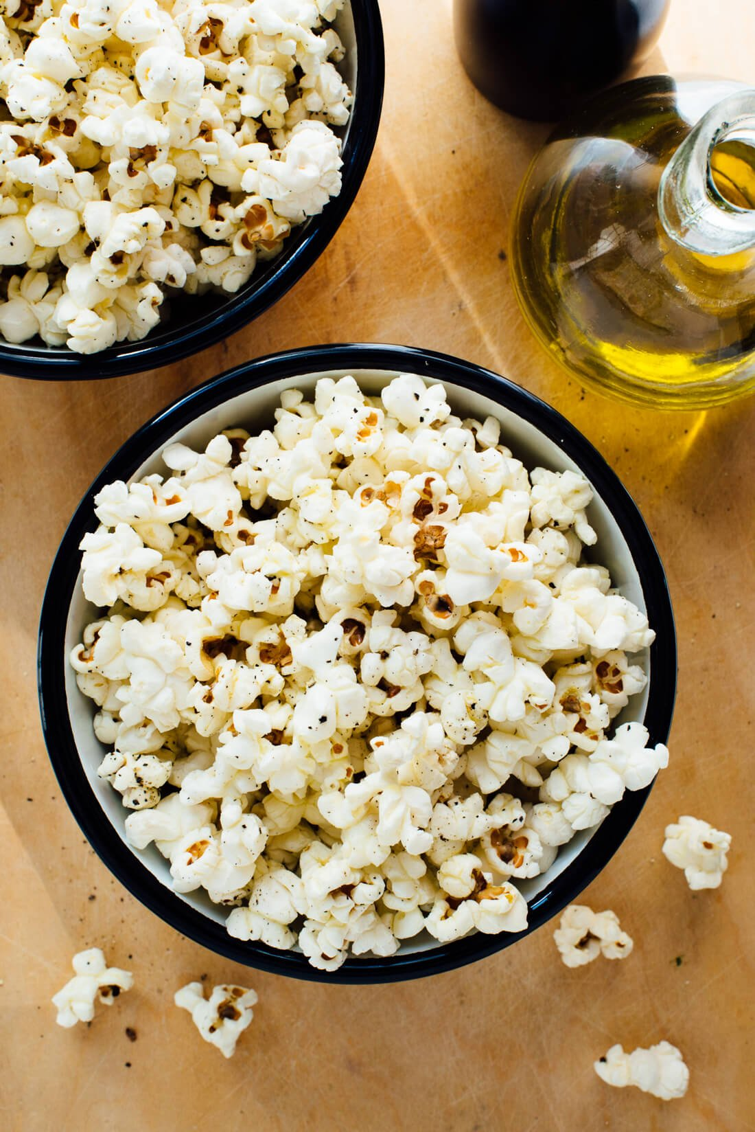 how to cook stovetop popcorn