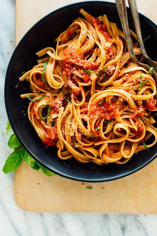 simple marinara sauce recipe