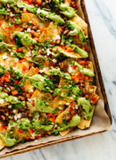 Loaded Veggie Nachos