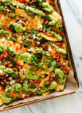 best vegetarian nachos recipe