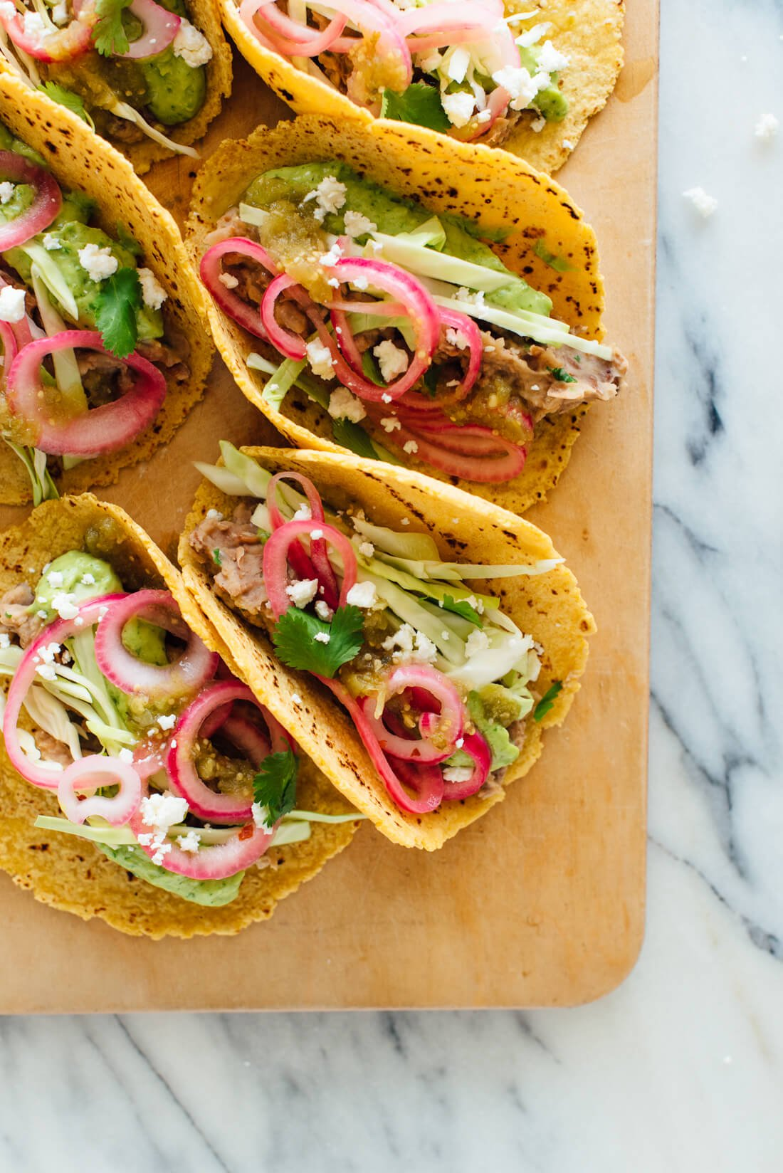 best vegetarian tacos recipe