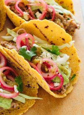 Epic Vegetarian Tacos
