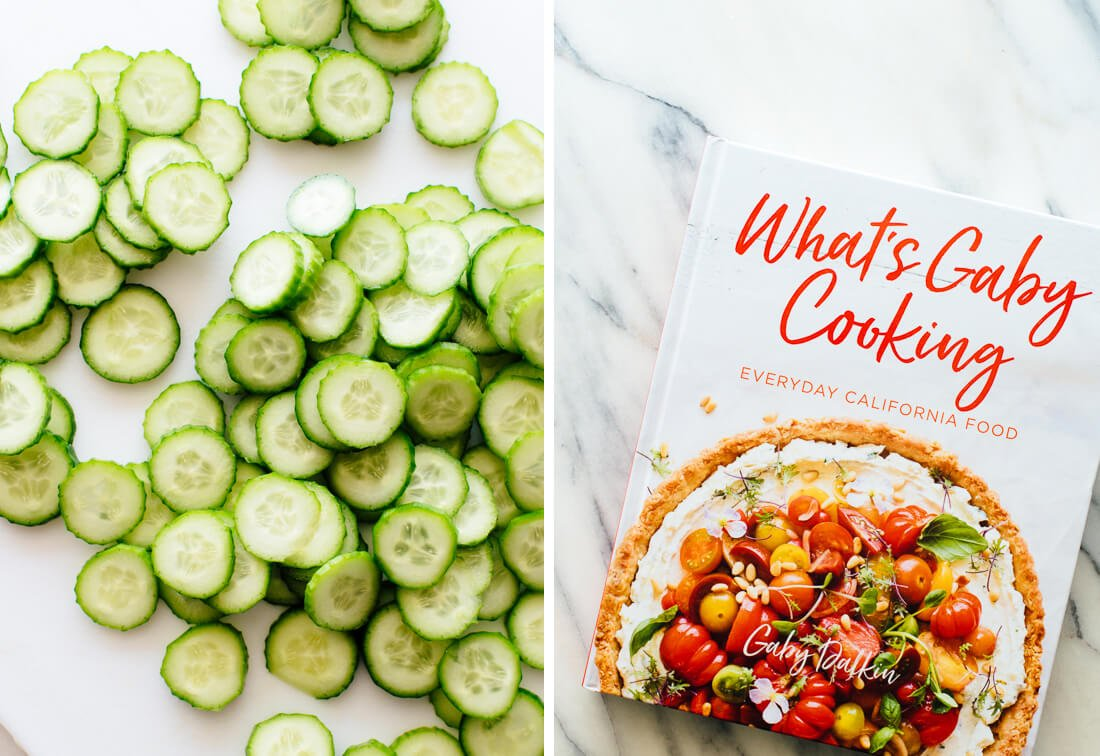 What's Gaby Cooking cookbook