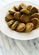 crispy falafel recipe