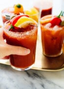 Homemade Bloody Marys
