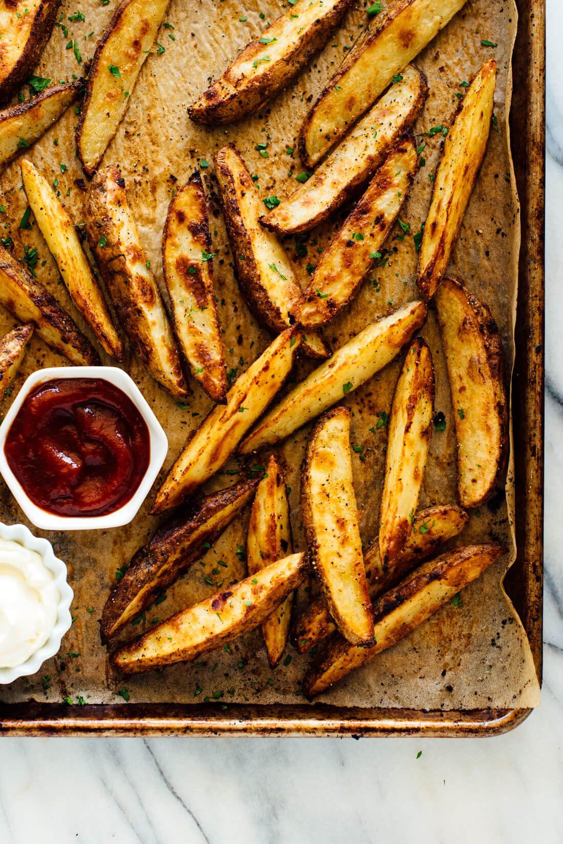 best potato wedges recipe