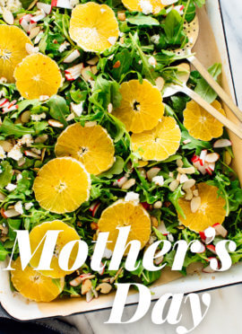 25 Fresh Mother's Day Recipes