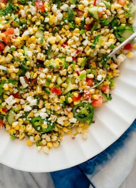 Garden-Fresh Corn Salad