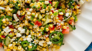 Garden-Fresh Corn Salad