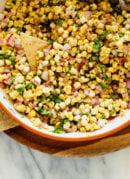 fresh corn salsa recipe