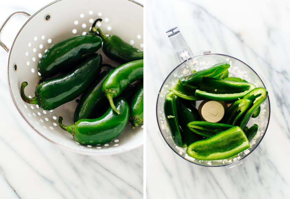 how to make jalapeño relish