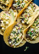 Sweet Corn and Black Bean Tacos recipe