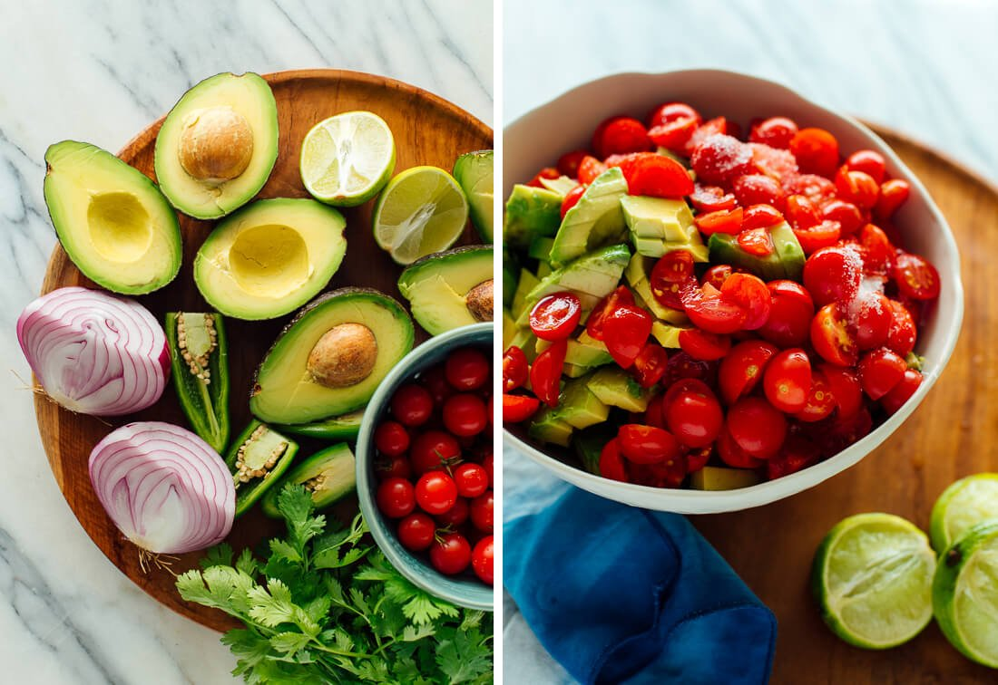 how to make avocado salsa