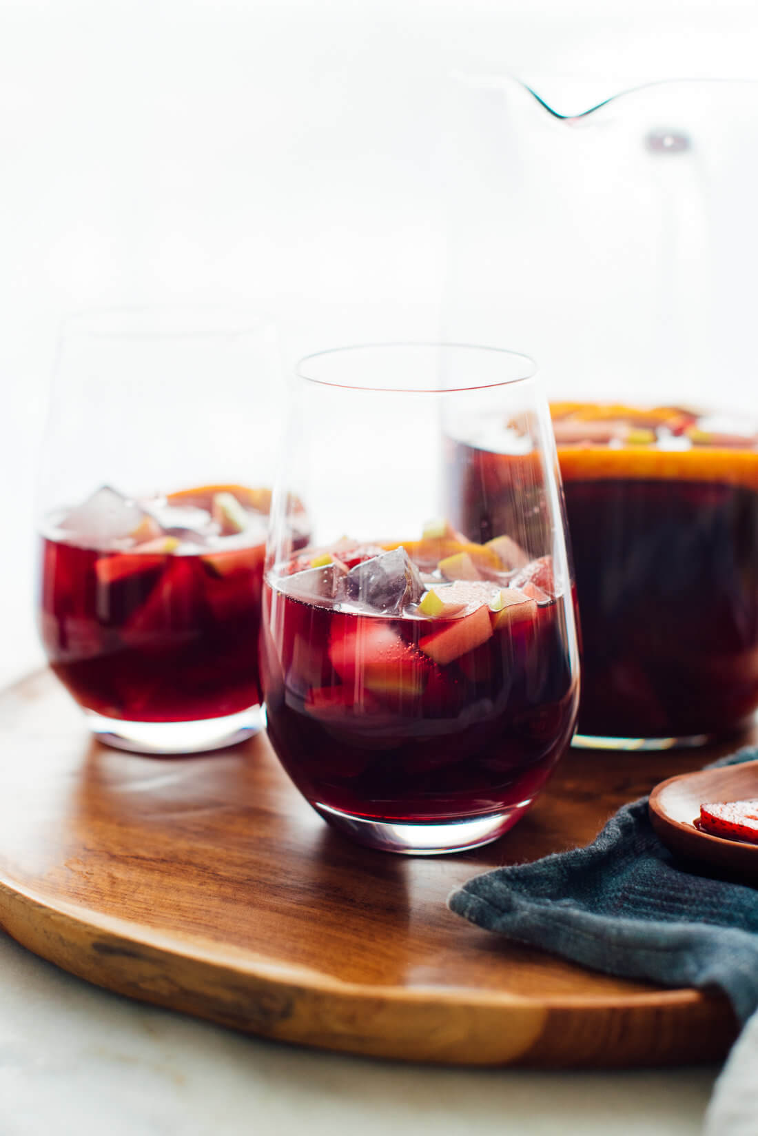 The Best Red Sangria Recipe And Tips Cookie And Kate