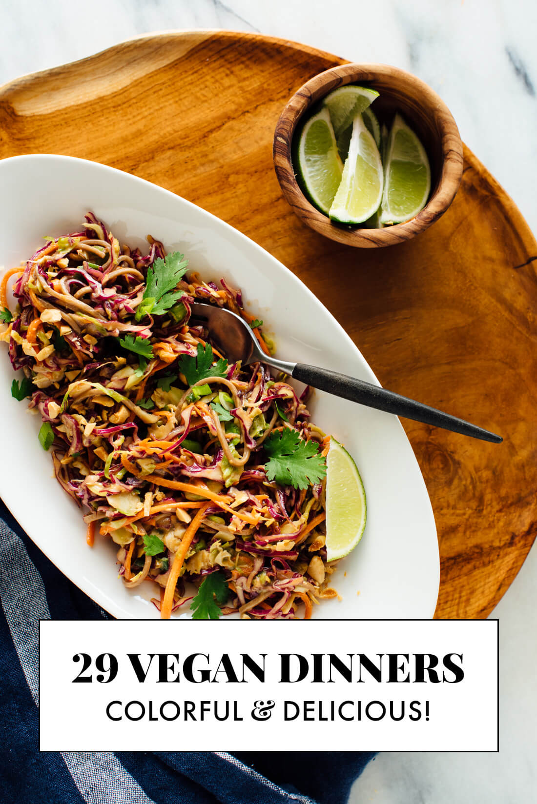 29 delicious vegan dinner recipes - cookie and kate