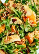 Hearty Roasted Butternut Squash & Apple Salad