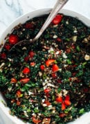 Megan's Wild Rice & Kale Salad