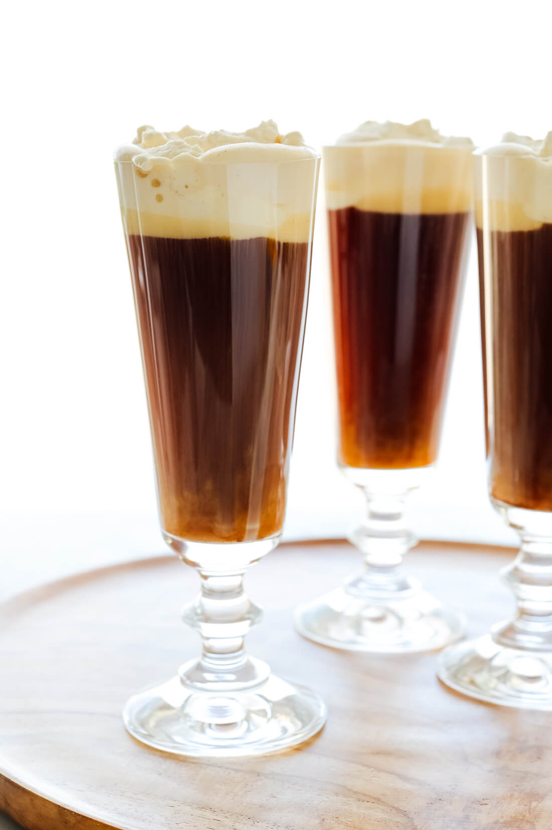 best Irish coffee recipe