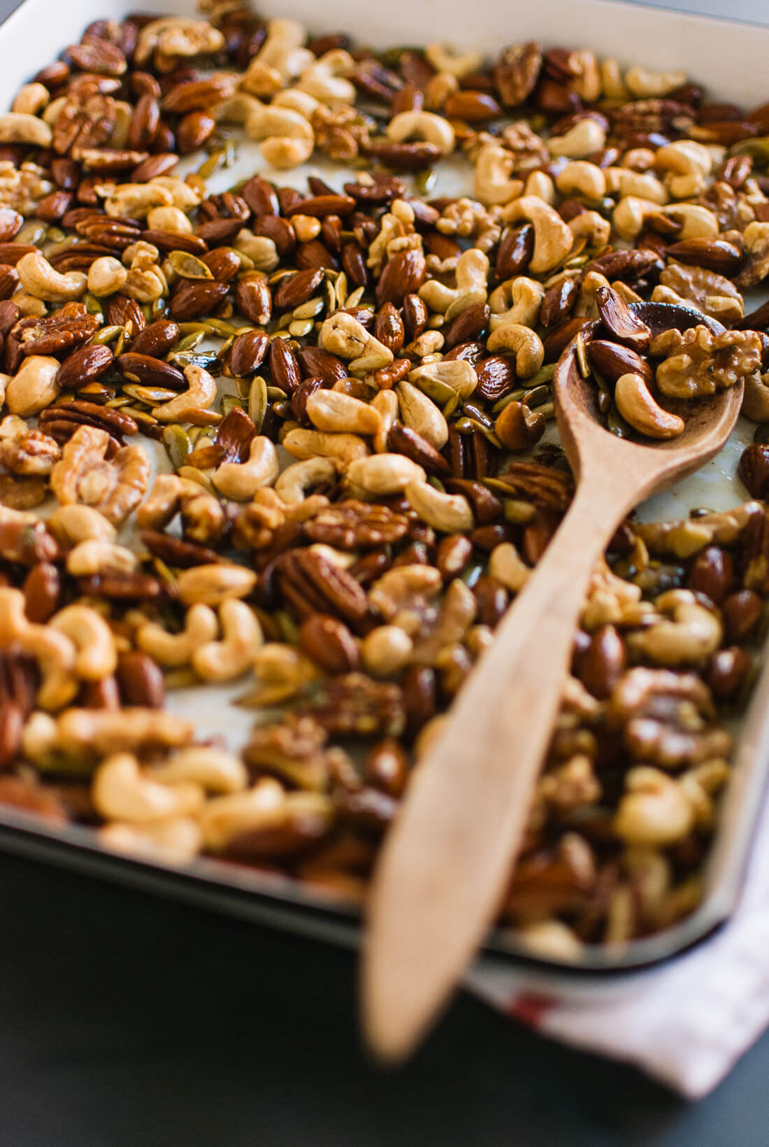 rosemary roasted nuts recipe