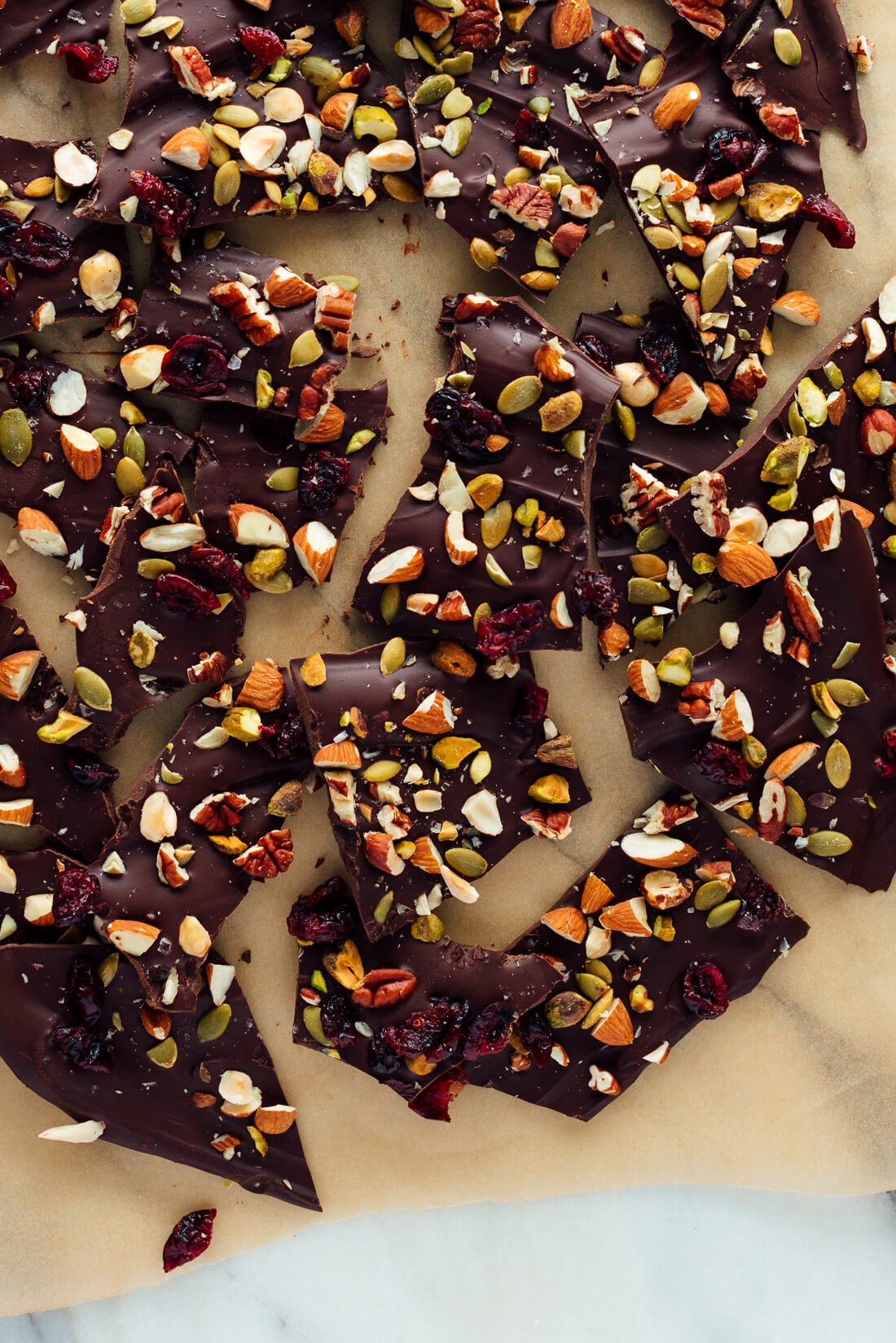 simple chocolate bark recipe-1
