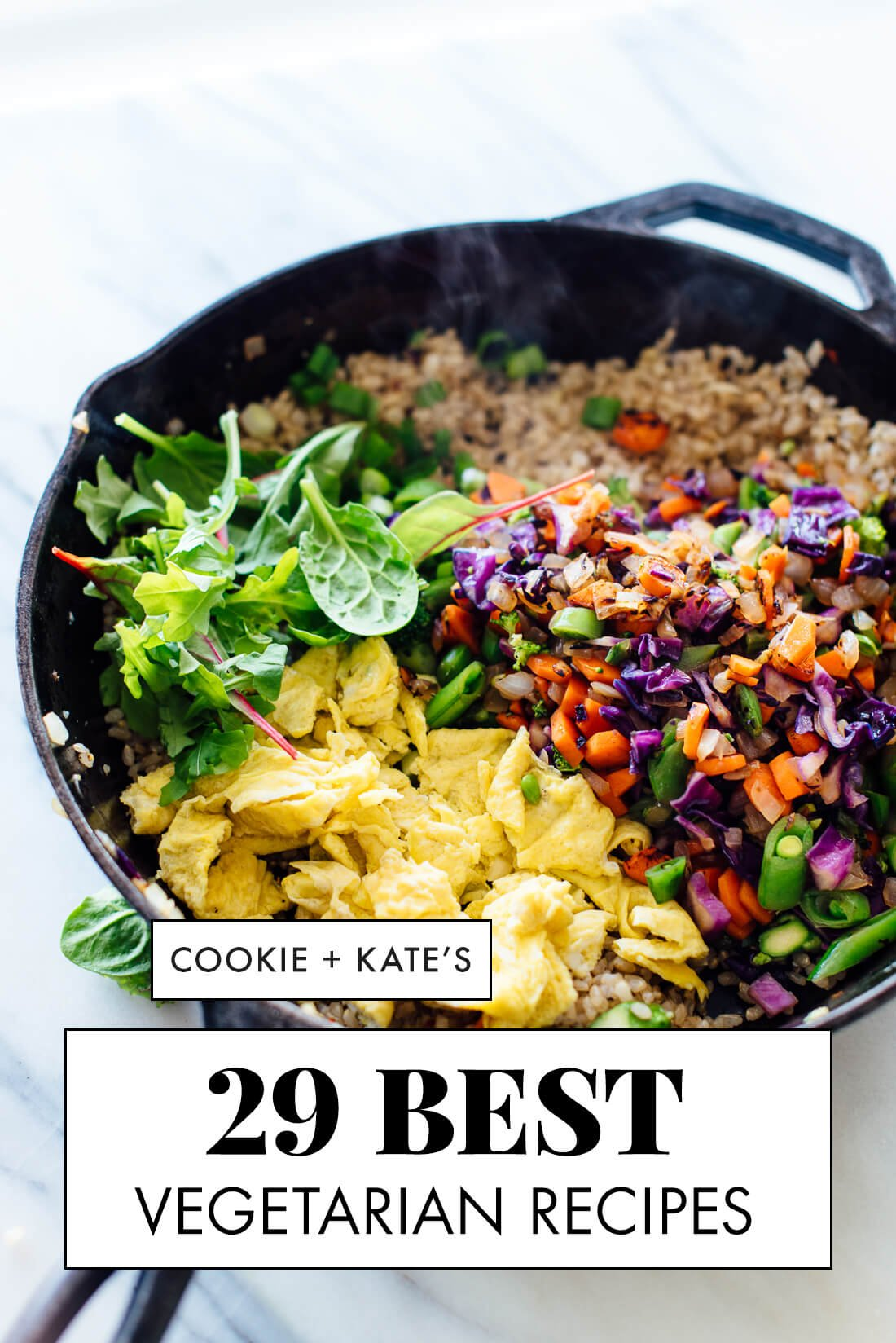 29 best vegetarian recipes