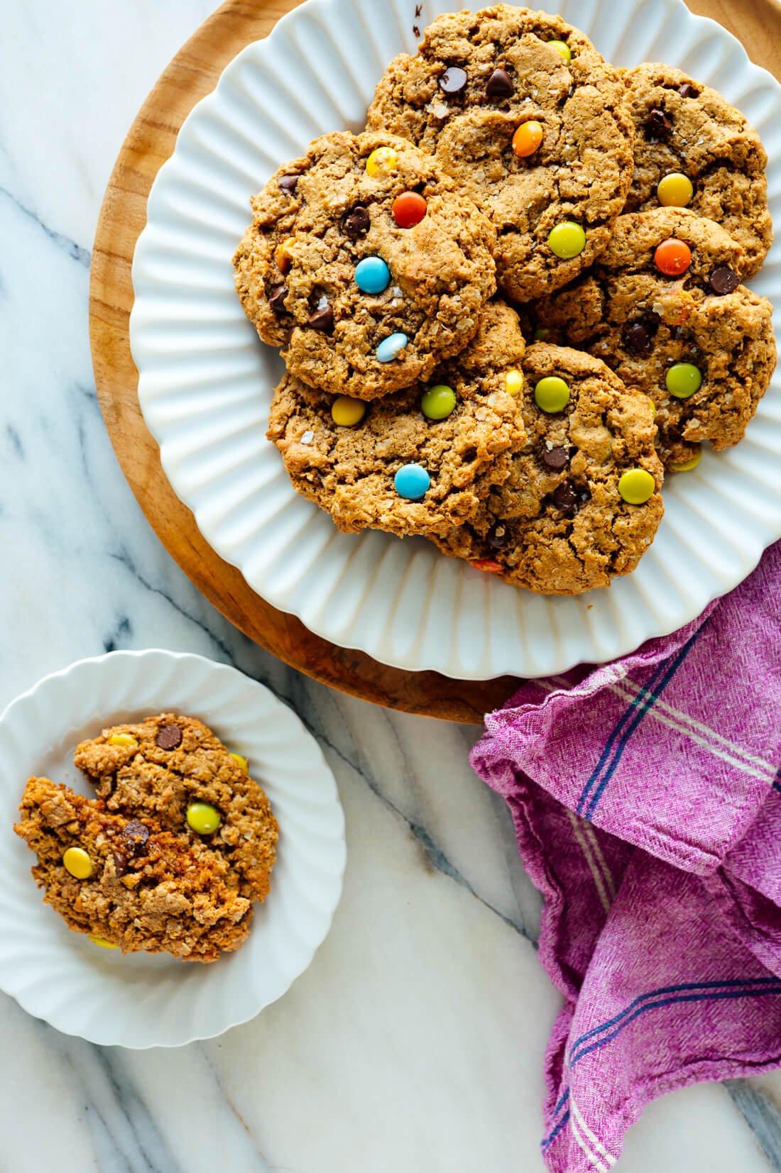 favorite monster cookies recipe
