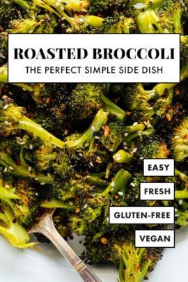 receta básica de brócoli asado