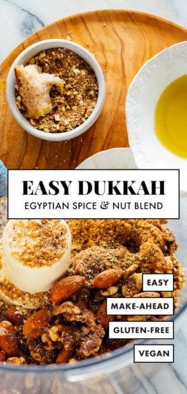 easy duqqa recipe