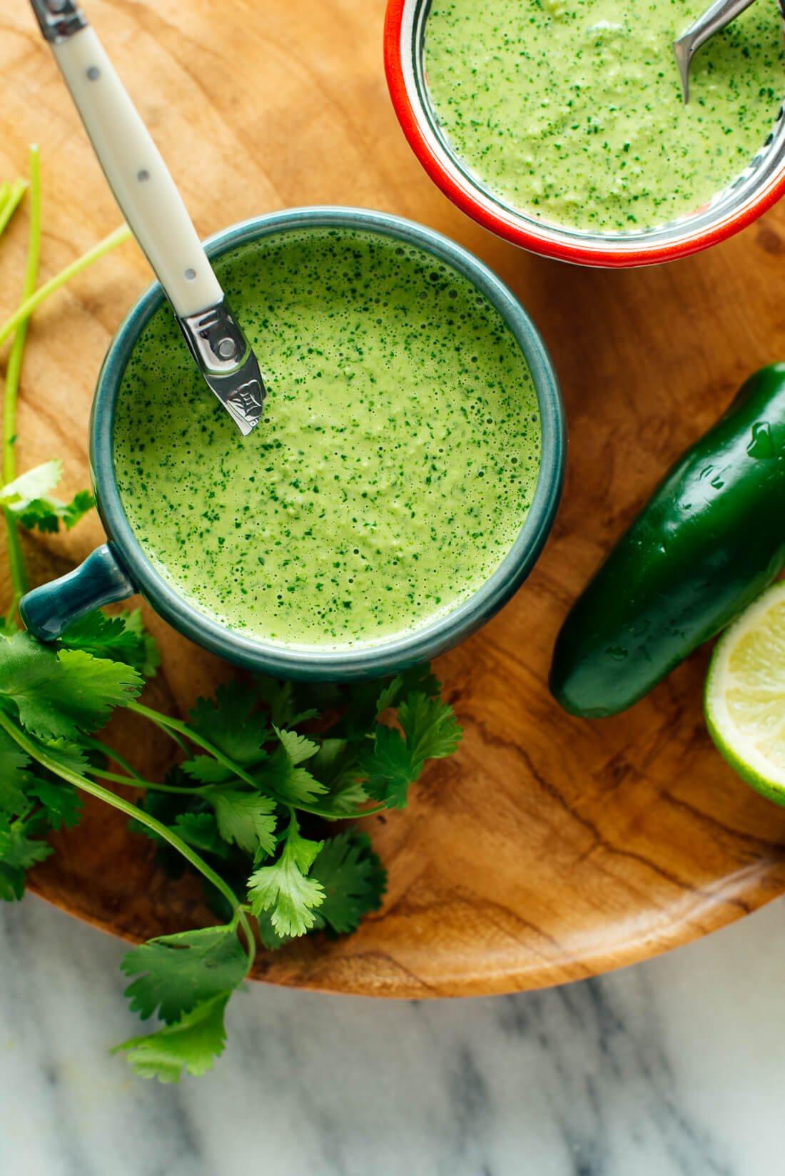 aji verde recipe