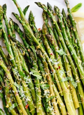Perfect Roasted Asparagus