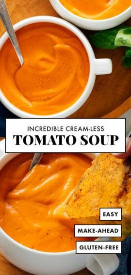 mejor receta de sopa de tomate