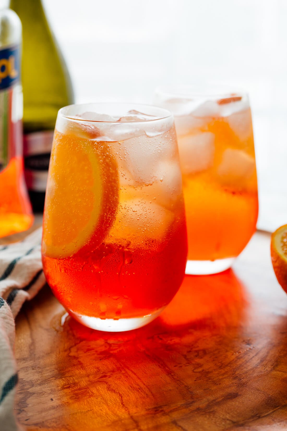 what is an aperol spritz