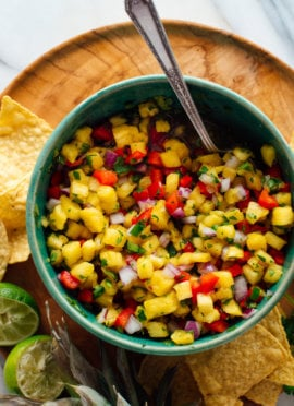 best pineapple salsa recipe