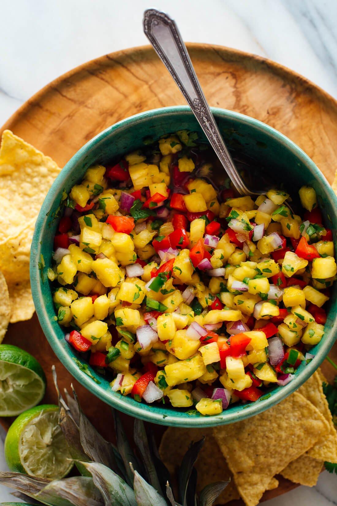 best pineapple salsa recipe