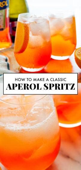 classic aperol spritz recipe