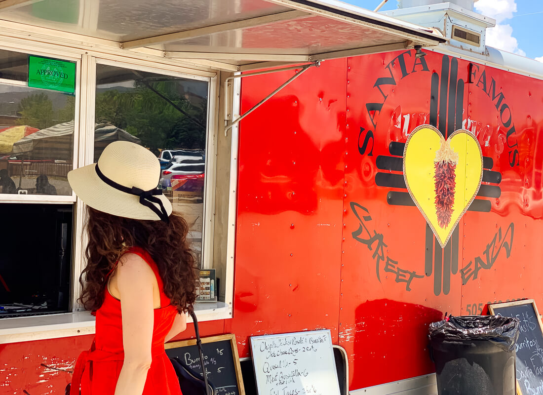 Santa Fe food truck (Santa Famous Street Eats)