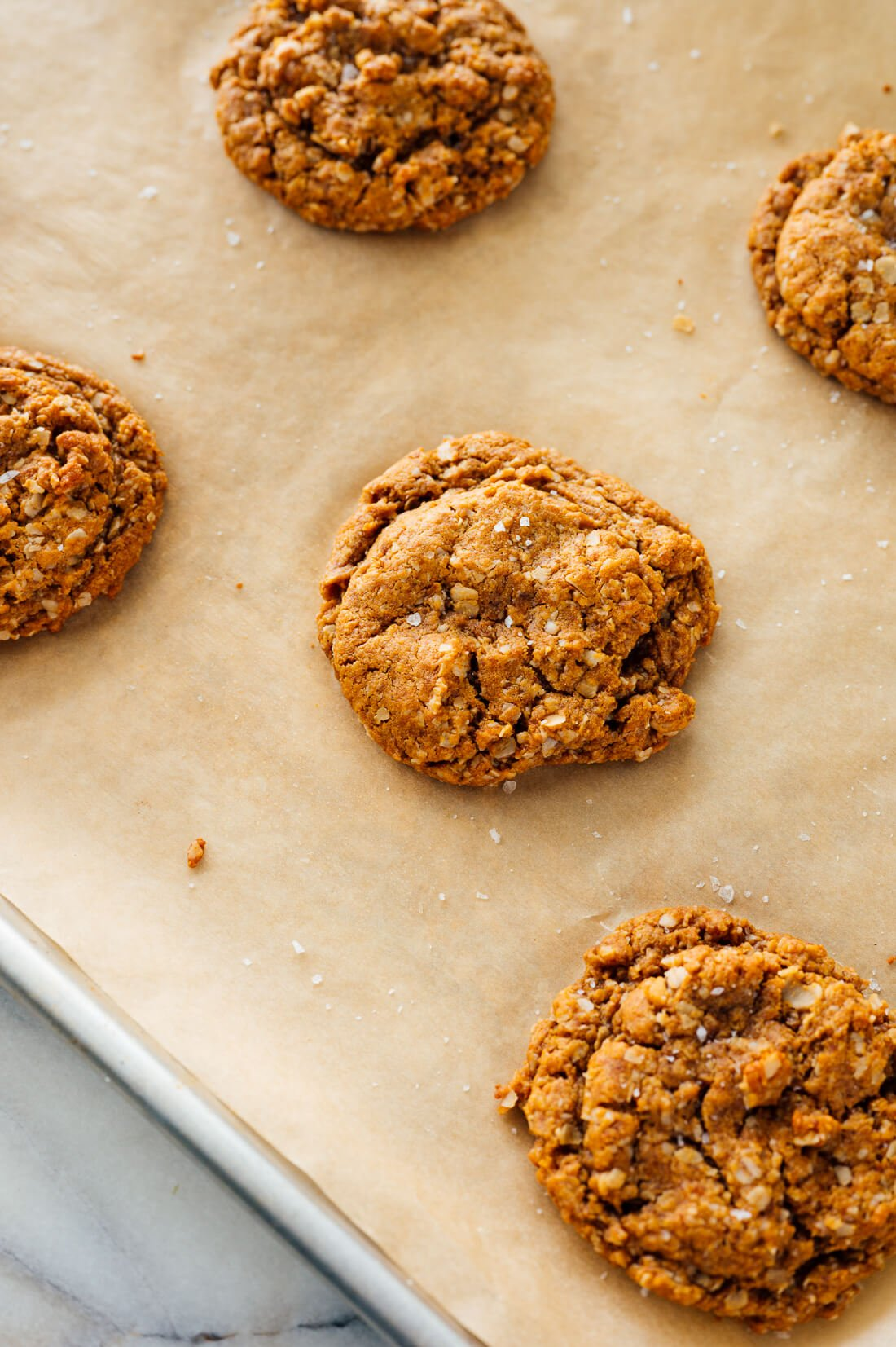 best peanut butter oat cookies recipe