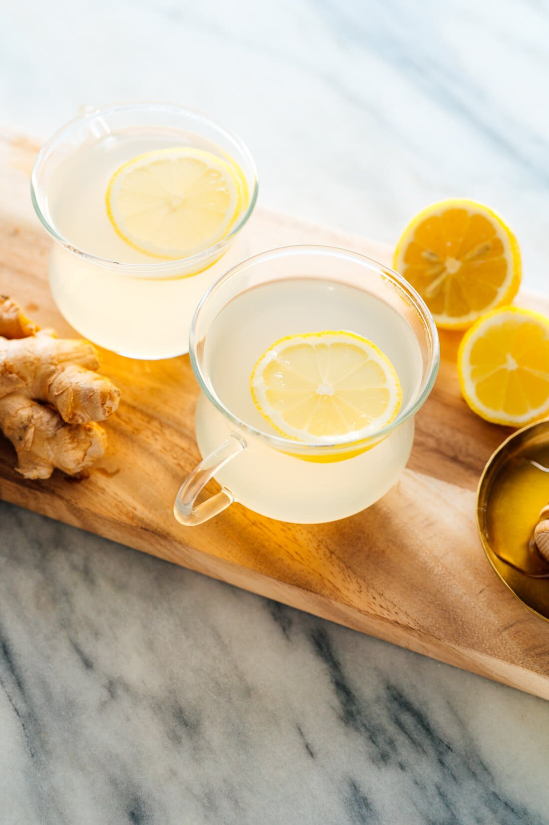 Fresh Ginger Tea