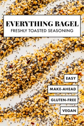everything bagel seasoning blend recipe