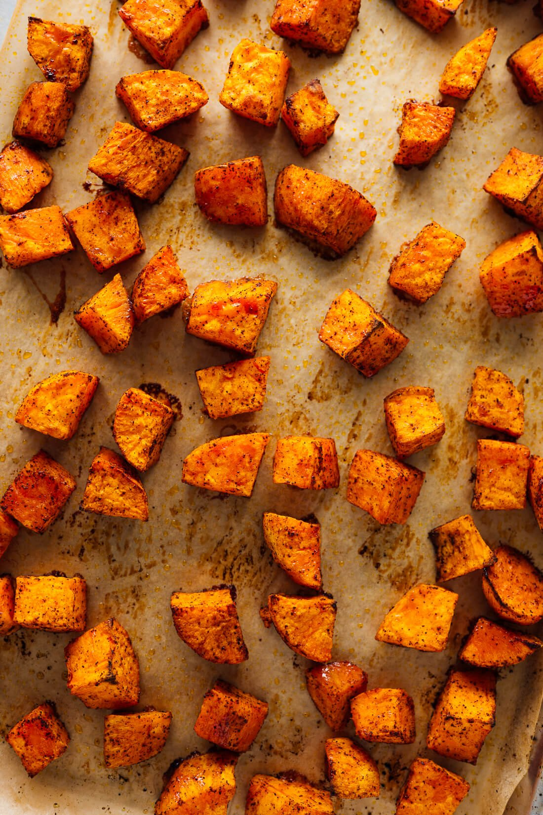 best roasted sweet potatoes recipe